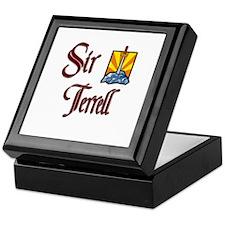 Sir Terrell Keepsake Box