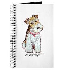 Fox Terrier Pup Journal