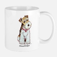 Fox Terrier Pup Mug