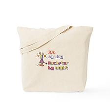 Ian - Rockstar by Night Tote Bag