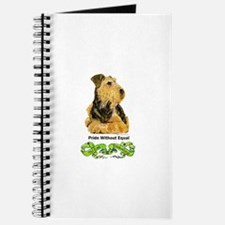 Welsh Terrier Leader of the Pack Journal
