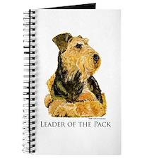 Welsh Terrier Leader of the Pack Journal