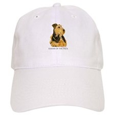 Welsh Terrier Leader of the Pack Baseball Cap