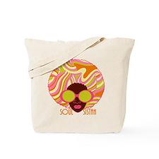 Soul Sistah Brown Tote Bag