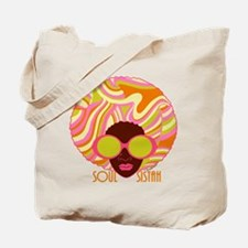 Soul Sistah Brown Tote Bag