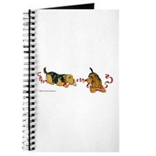 Welsh Terriers play to Win! Journal