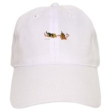 Welsh Terriers play to Win! Baseball Cap
