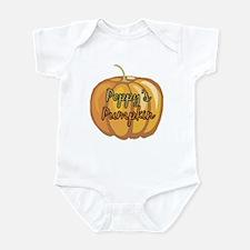 Poppy's Pumpkin Infant Bodysuit