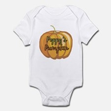 Poppy's Pumpkin Onesie