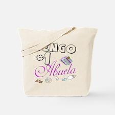 Tengo #1 Abuela Tote Bag
