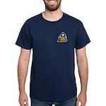 Plumber Penguin Dark T-Shirt