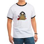 Plumber Penguin Ringer T