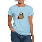 Plumber Penguin Women's Light T-Shirt