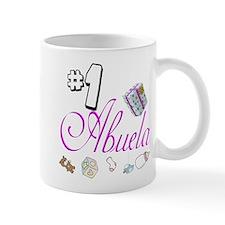 Black and White #1 Abuela Mug