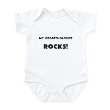 MY Zoopathologist ROCKS! Infant Bodysuit