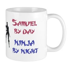 Samuel - Ninja by Night Mug