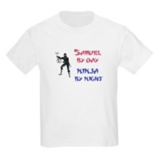 Samuel - Ninja by Night T-Shirt