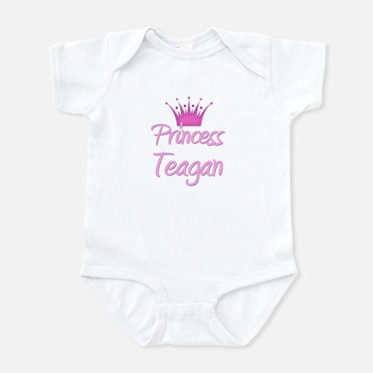 Princess Teagan Infant Bodysuit