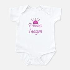 Princess Teagan Onesie