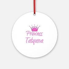 Princess Tatyana Ornament (Round)