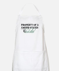 Property of a US Soldier BBQ Apron
