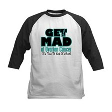 Get Mad At Ovarian Cancer 2 Tee