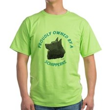 Proudly Owned Schipperke T-Shirt
