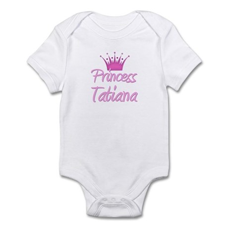 Princess Tatiana Infant Bodysuit