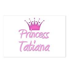 Princess Tatiana Postcards (Package of 8)