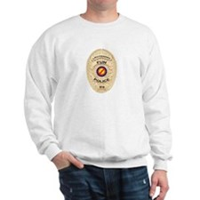 Fun Police Lieutenant Sweater