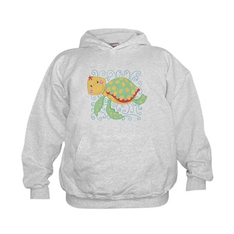 Sea Turtle Kids Hoodie