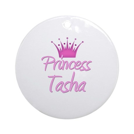 Princess Tasha Ornament (Round)