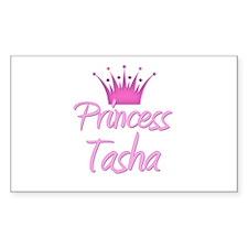 Princess Tasha Rectangle Decal