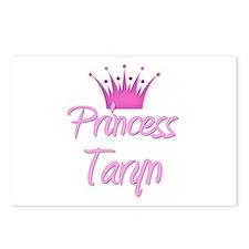 Princess Taryn Postcards (Package of 8)