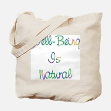 Well-Being Design #531 Tote Bag