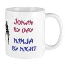 Jonah - Ninja by Night Mug