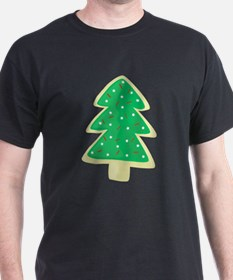 Christmas Tree Cookie T-Shirt