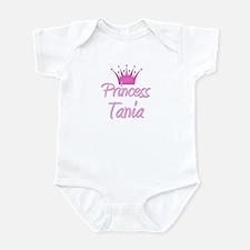 Princess Tania Infant Bodysuit