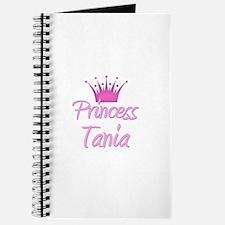 Princess Tania Journal