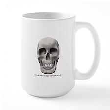 Pale Skull Mug