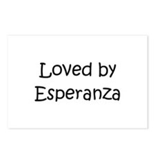 Cute Esperanza Postcards (Package of 8)