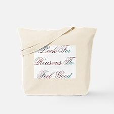 Look For Reasons Design #400 Tote Bag
