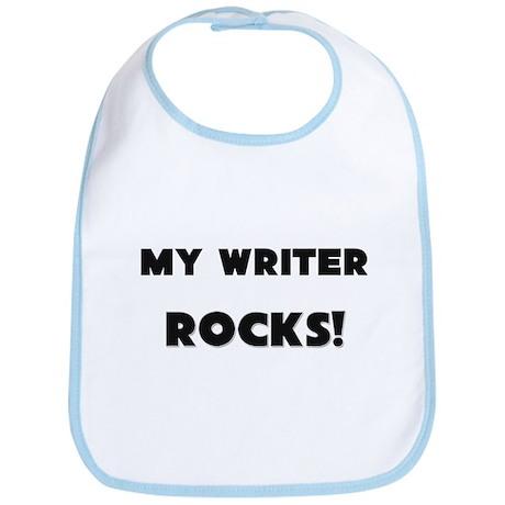 MY Writer ROCKS! Bib