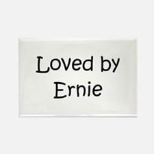 Cool Ernie Rectangle Magnet