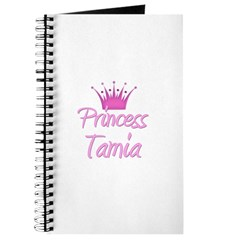 Princess Tamia Journal