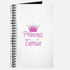 Princess Tamia Journal