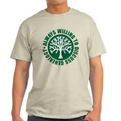 Always Willing T-Shirt