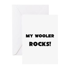 MY Wooler ROCKS! Greeting Cards (Pk of 10)