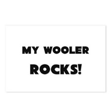 MY Wooler ROCKS! Postcards (Package of 8)
