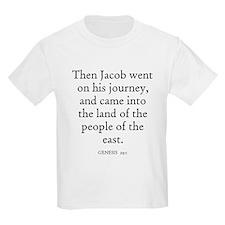 GENESIS  29:1 Kids T-Shirt